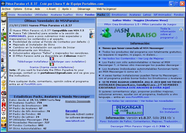 POLYGAMIE 7.5 TÉLÉCHARGER MSN